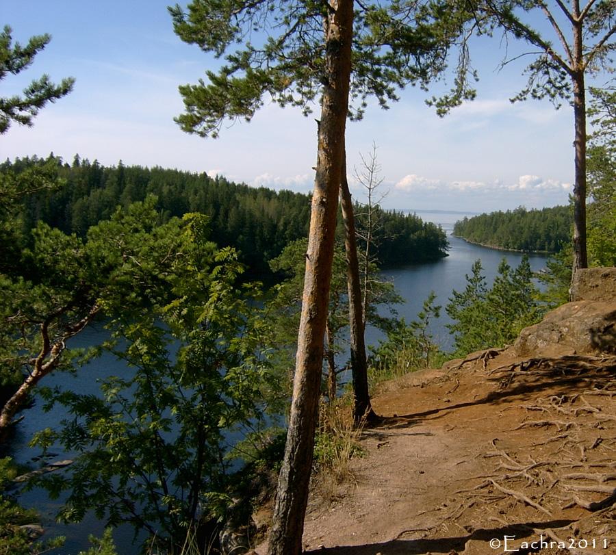 Valaam Island by Eachra
