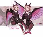 [OPEN] Auction Adoptable [OPEN] by Yunokiru-Str