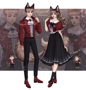 Adoptable Auction #065[ closed]