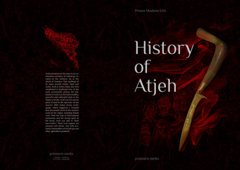 History Of Art Book Cover : History of atjeh cover book by cescavarium on deviantart