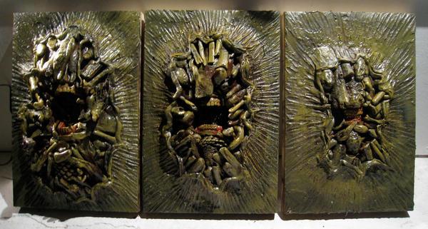 green rust teeth by brentonbostwick