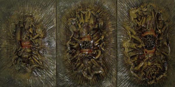 3 pannel number three by brentonbostwick