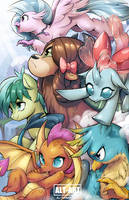 Young Six by Noorami