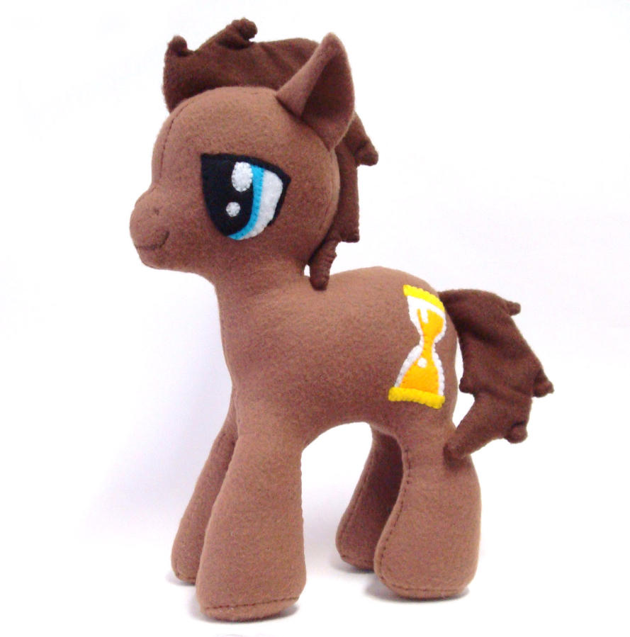 Doctor Hooves Custom My Little Pony