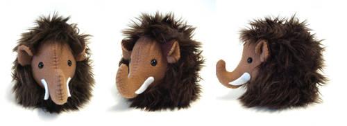 Gift: Mini Mammoth by mintconspiracy