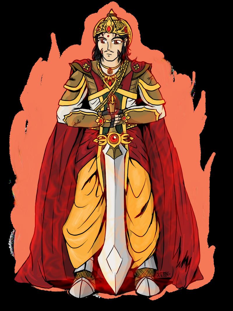 Doppelganger - King Asoka by VachalenXEON on DeviantArt