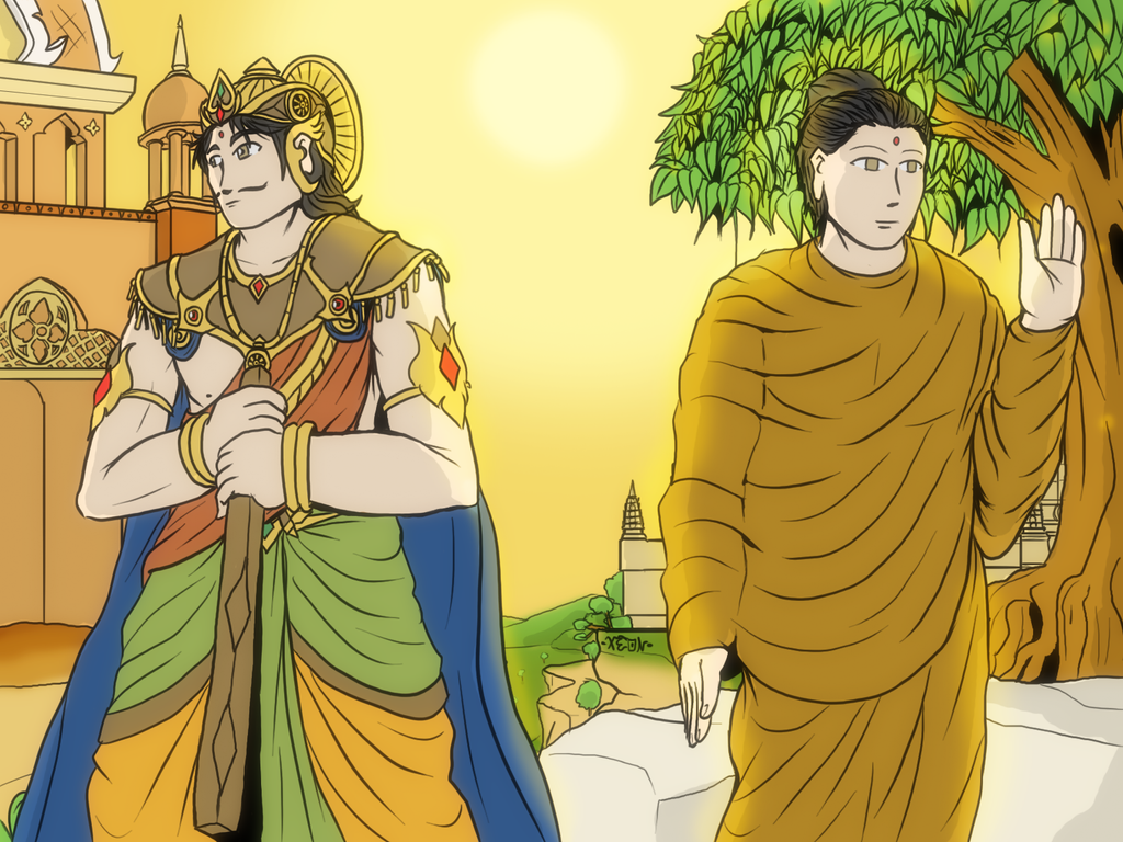 a summary of buddhism and siddhartha gautama of the sakyas The books of i chronicles and ii kings give us a description as to where they   buddha is said to have come from the gautama or in the pali.