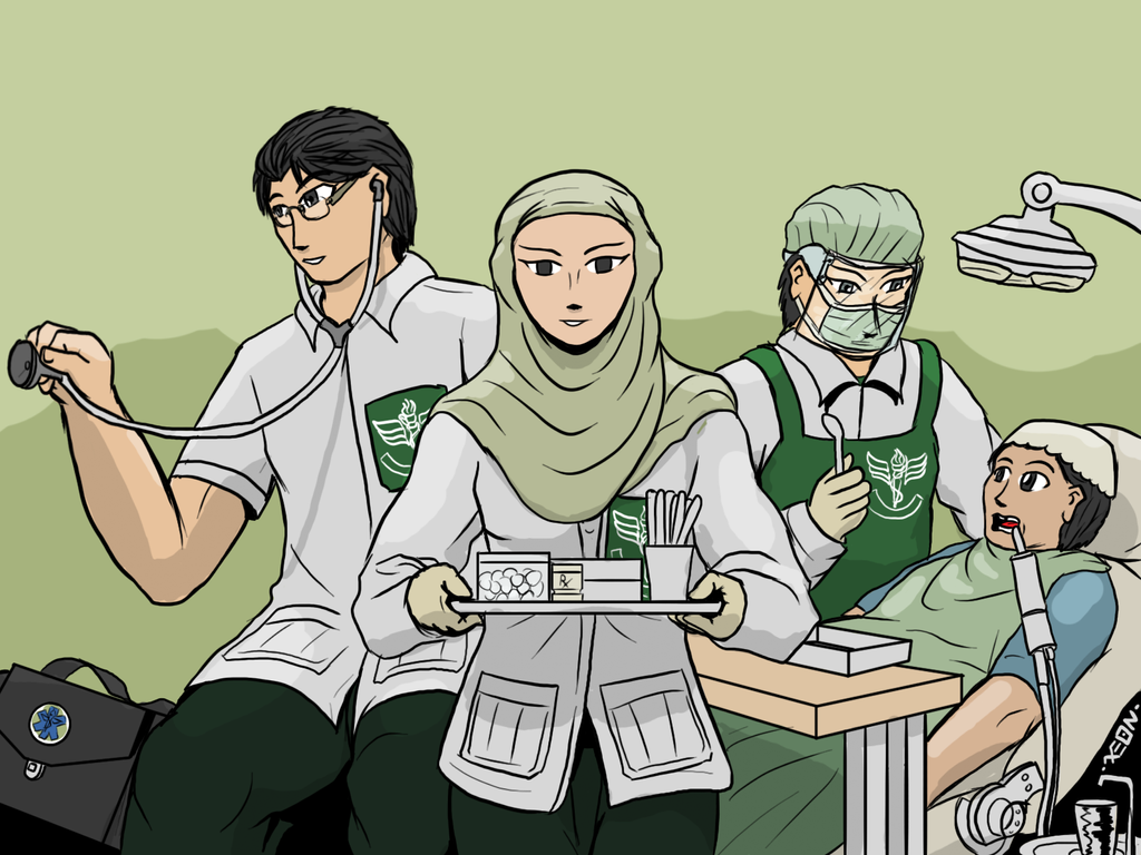 The Thailand Rural Healers By Vachalenxeon On Deviantart