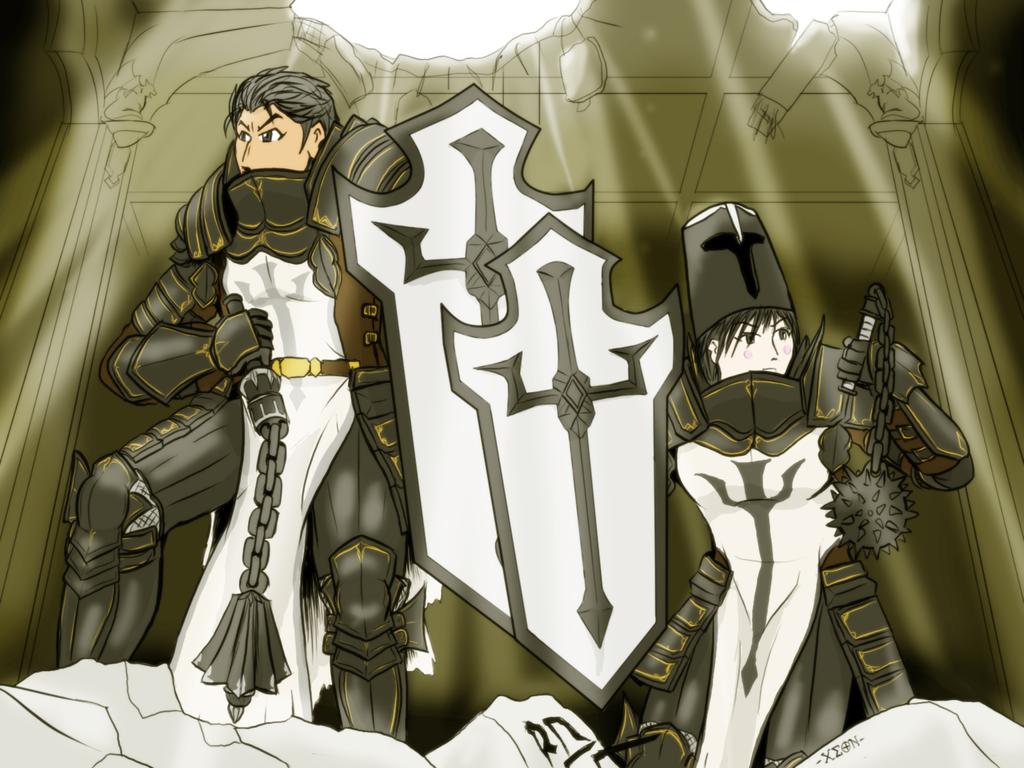 Diablo  Crusader Build