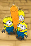 Minions - It's not banana by VachalenXEON