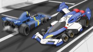 Track Day - Legacy formula 6 wheels