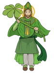 The green clover bishop