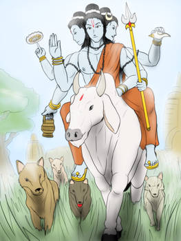 Dattatreya - The ascetic journey