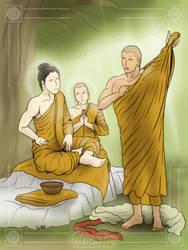 New revival of Ahimsaka by VachalenXEON