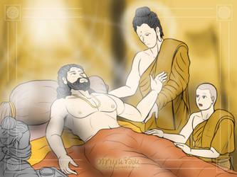 Shakyamuni - Last Pita experience by VachalenXEON