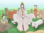 Guan Yin - The livestock melody by VachalenXEON