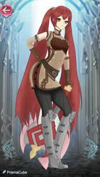 Severa Fire Emblem Heroes Fanart by PrismaCube