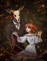 The Ancient Magus Bride by allyssinian
