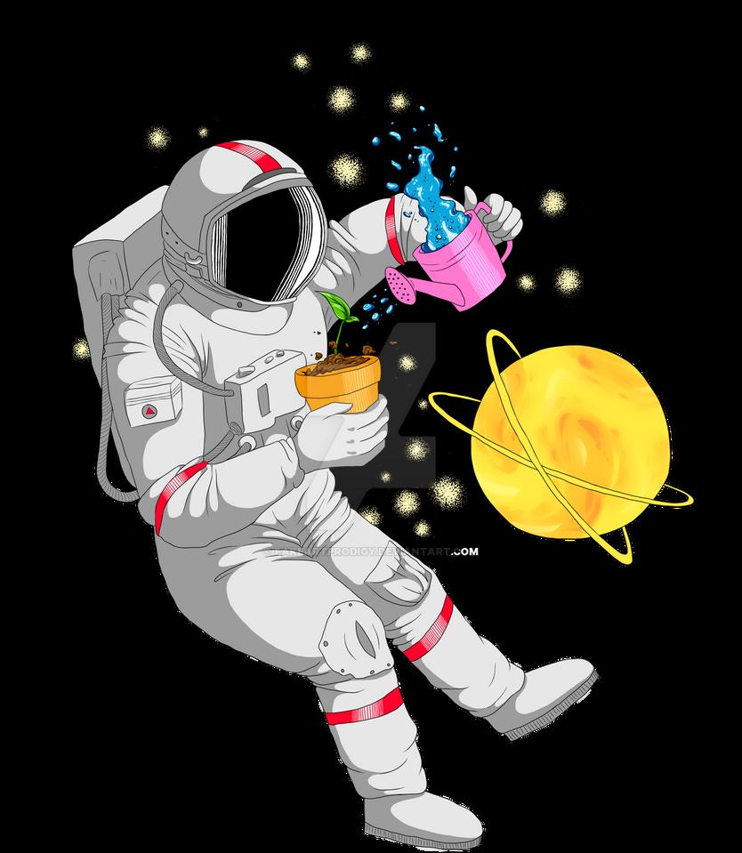 break dancing astronaut drawing - 834×959