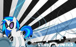 Vinyl Scratch Wallpaper By: TizNarniaz2