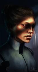 Angela by Altariah