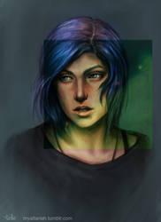 ART TRADE: Chloe Price by Altariah