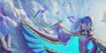 Fly by fluffycatfish