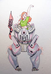 Ink13 by ClaraAzuos