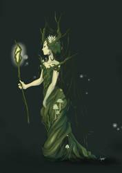 Swamp Queen by ClaraAzuos