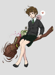 Azuos Slytherin