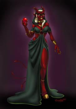 Red Summoner