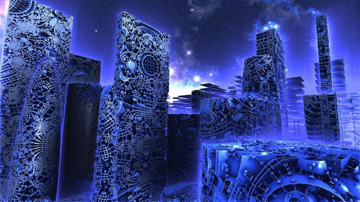 Random City Blues by Capstoned