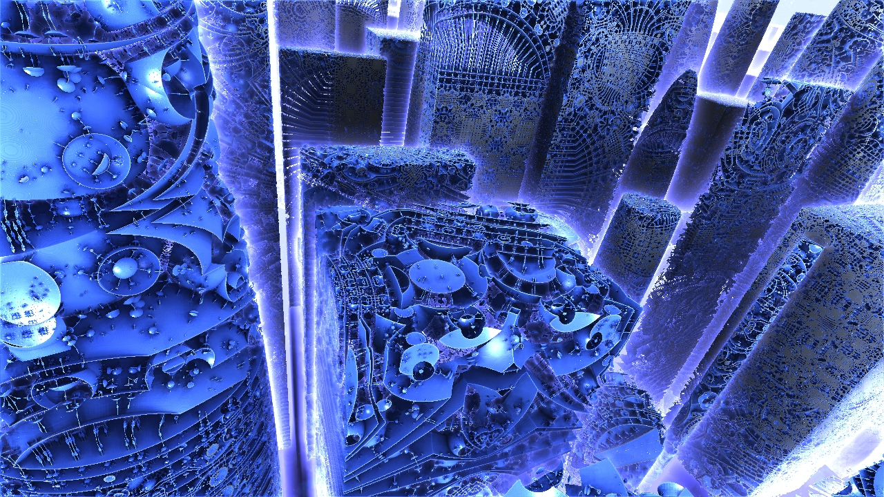 Blue City Cruz by Capstoned