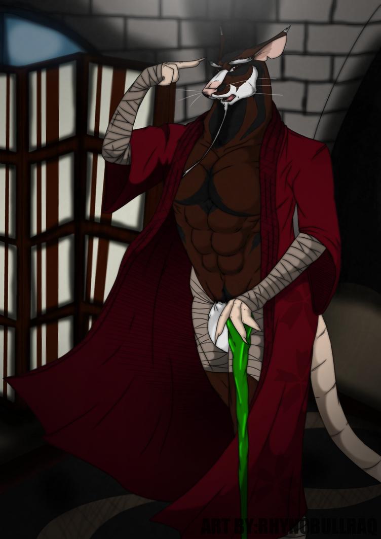 Master Splinter(TMNT) by RhynoBullraq on DeviantArt