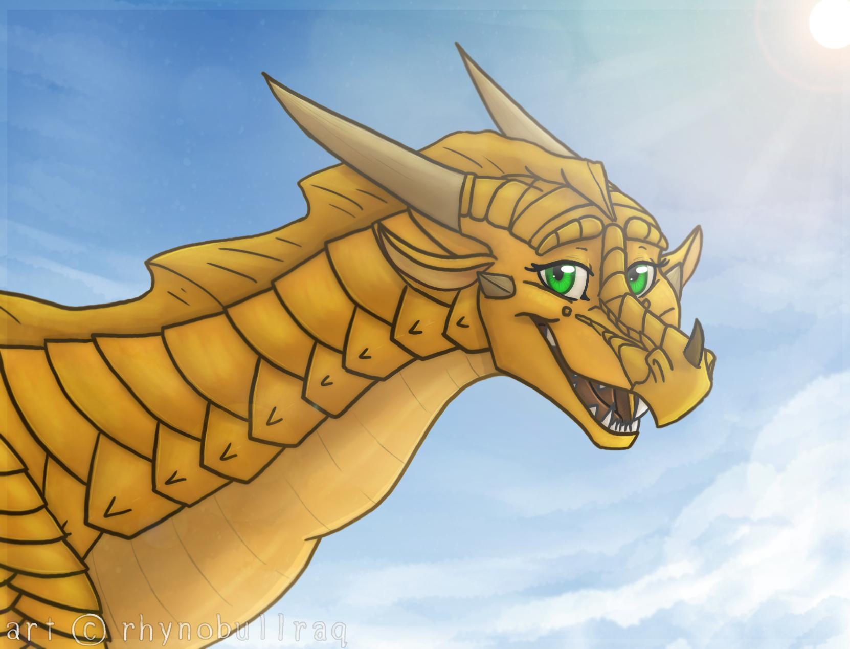 Deviantart: Wings Of Fire By RhynoBullraq On DeviantArt