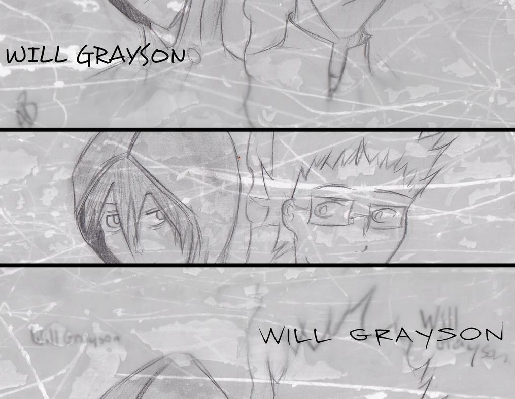 will grayson will grayson fan art