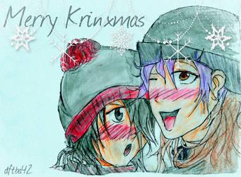 Merry Krinxmas by dftba42