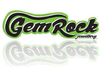 GemRock Jewellery logo by SamHallows