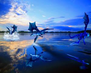 Blue Dragon Paradise