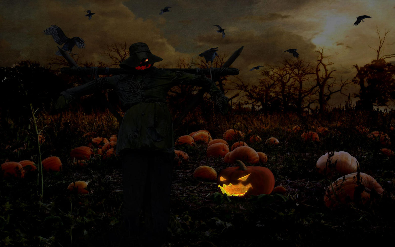 The Spirit of Halloween by ForeverBigBlue68 on DeviantArt