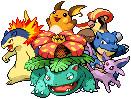 Pokemon Team by tynerds37