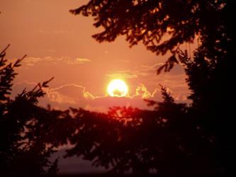 Hazy Sunrise by Ashbourne