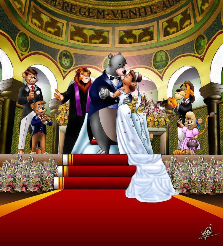 Rebecca cunningham wedding