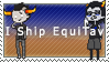 EquiTav stamp by angelcosmo