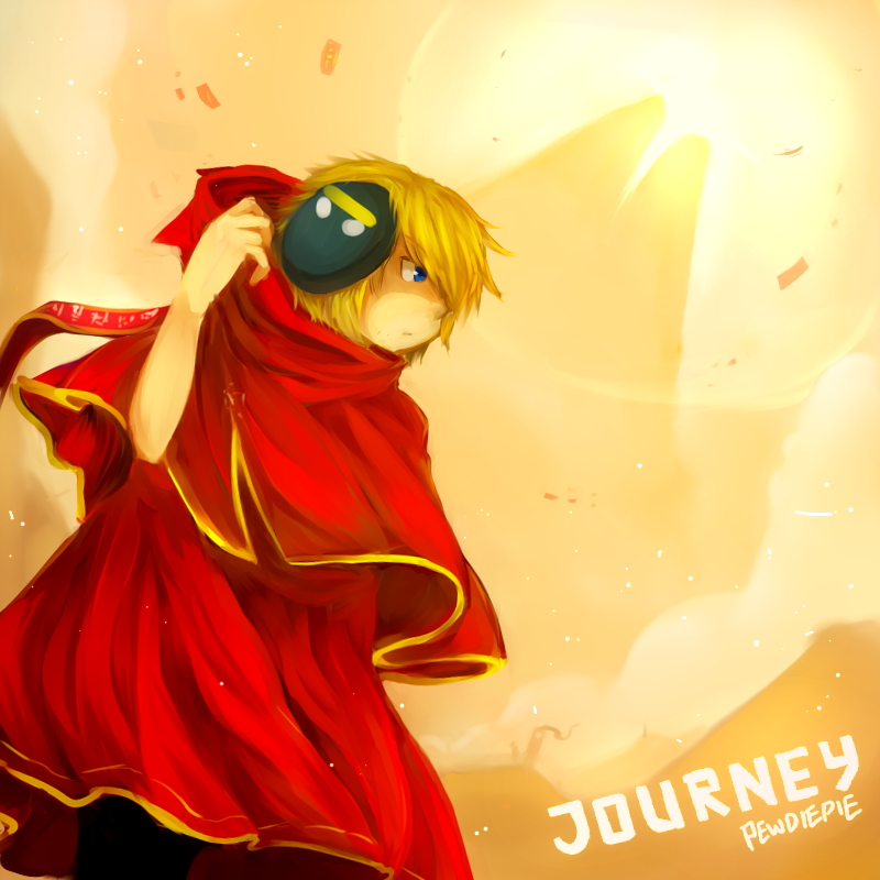 journey by theredscythe
