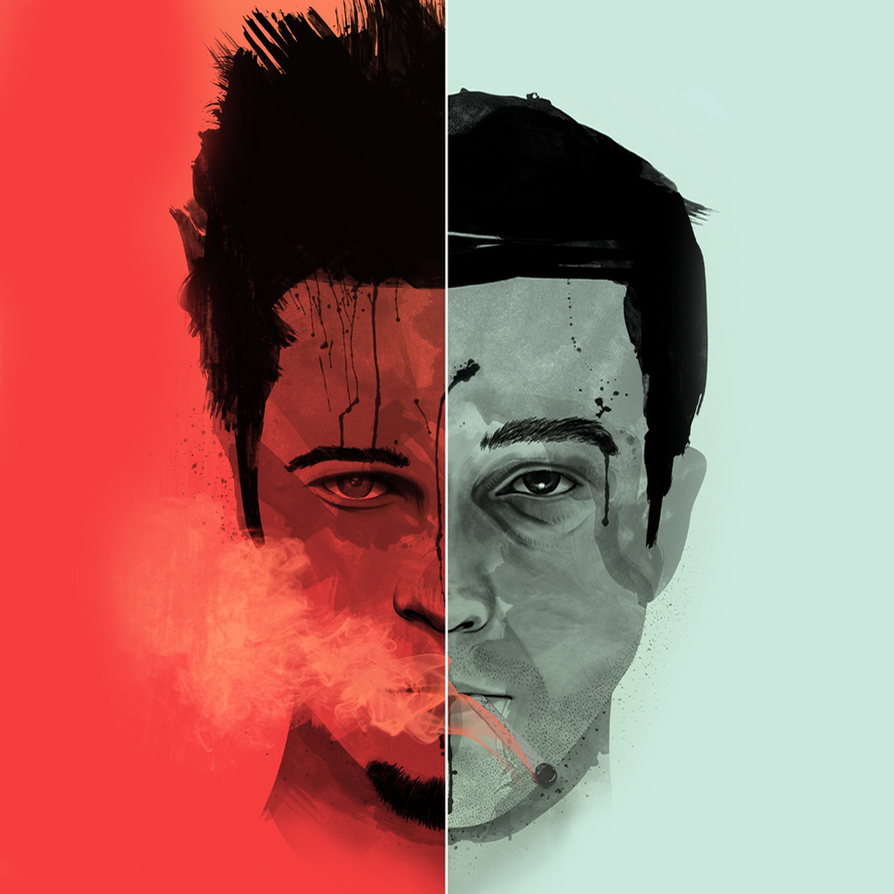 Fight Club Galaxy 3 wallpaper by Jizzy2007