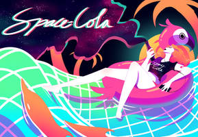Space-Cola by TQONB