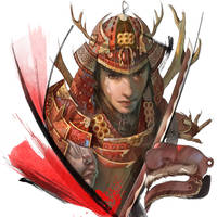 Sanada Yukimura by evan082