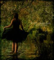 Swamp Girl by rgmendes