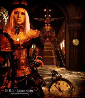 Lady of Time